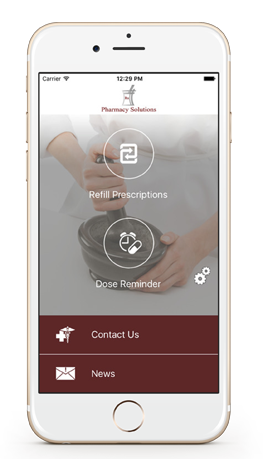 Pharmacy Solutions Phone App